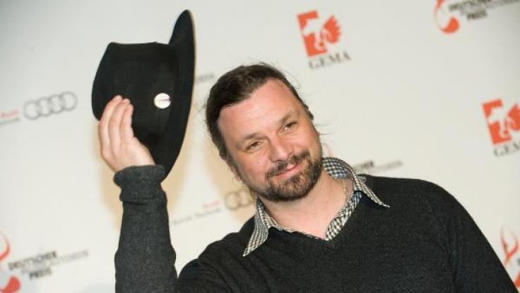 """Musiker Henning Wehland dürfte den meisten als Frontmann der Band H-Blockx und als Juror bei """"The Voice Kids"""" bekannt sein. (Foto)"""
