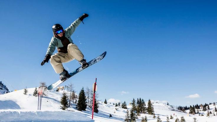 Snowboard: Weltcup bei Eurosport 1 (Foto)
