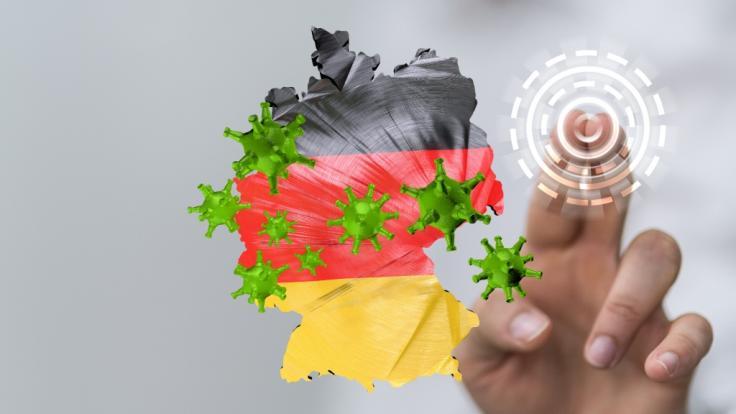Corona-Wunder Ostdeutschland? Die Inzidenz in NRW ist sechsmal höher als in den ostdeutschen Bundesländern. (Foto)