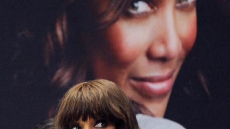 Model Tyra Banks hat einen Abschluss in BWL. (Foto)