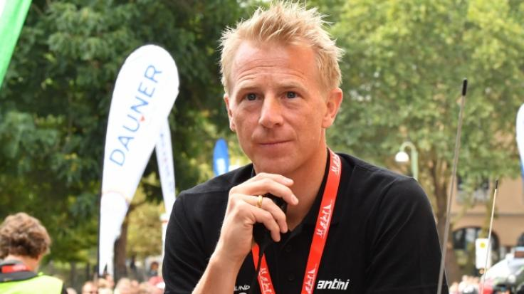 """Fabian Wegmann ist der ARD-Experte bei der """"Tour de France"""". (Foto)"""