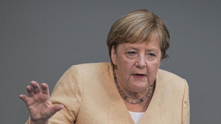 Die Nachrichten des Tages auf news.de: Kanzlerin Angela Merkel gewährt ungewohnt intime Einblicke in ihr Privatleben. (Foto)