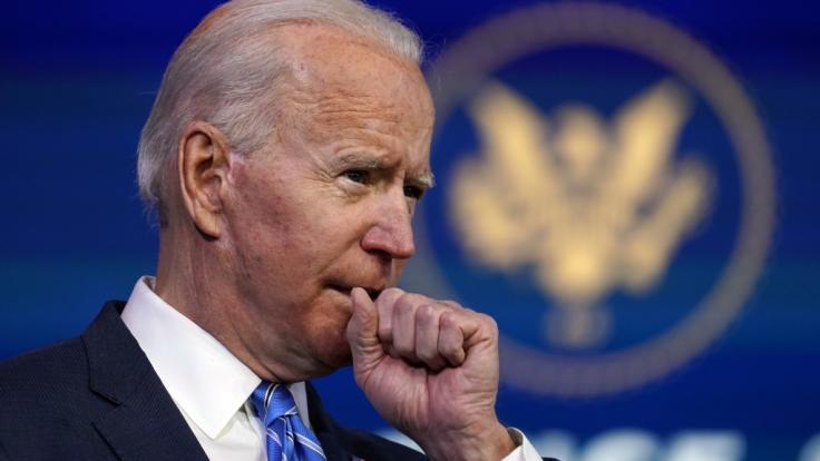 Droht Joe Biden bei seiner Amtseinführung Gefahr? (Foto)