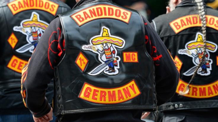 Rockerclubs wie die Bandidos oder Hells Angels sorgen in ganz Deutschland für Schlagzeilen - wo die Gangs besonders aktiv sind, hat das Bundeskriminalamt zusammengefasst. (Foto)