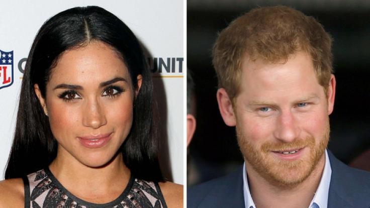 Meghan Markle soll einem Insider zufolge praktisch schon bei Prinz Harry wohnen.