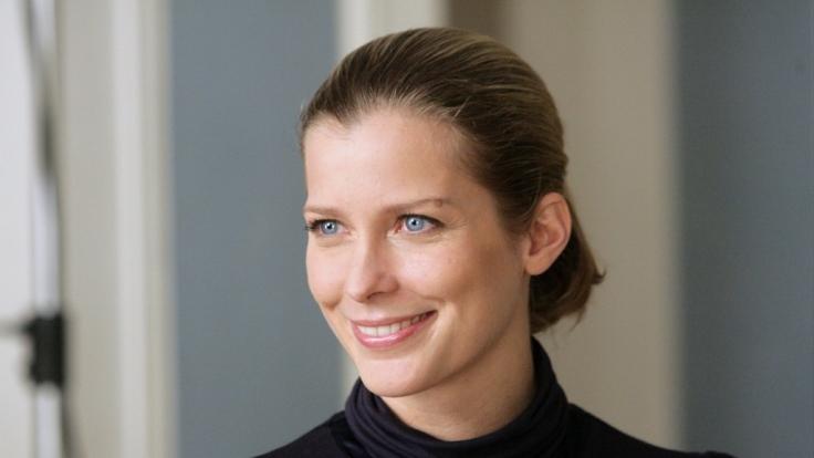"""Valerie Niehaus ist durch ihre Hauptrolle bei """"Verbotene Liebe"""" bekannt geworden und spielt aktuell in der ZDF-Krimiserie """"Die Spezialisten - Im Namen der Opfer"""". (Foto)"""