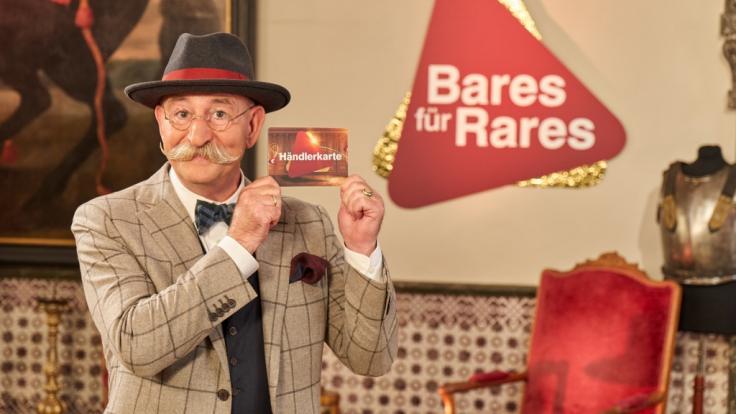 """""""Bares für Rares"""" ab 14. September auch samstags um 19.25 Uhr im ZDF. (Foto)"""