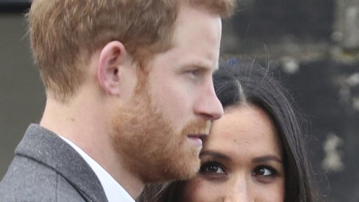 Seit ihrer Verlobung mit Prinz Harry hat Meghan Markle allen Grund zum Strahlen.