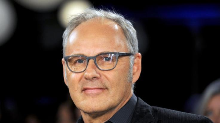Reinhold Beckmanns Anfänge: Er gehörte zum Fernsehteam, das Udo Lindenberg am 25. Oktober 1983 zu seinem legendären Konzert im Palast der Republik begleiten durfte.