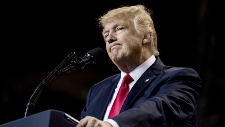 Wird Donald Trump zurücktreten?