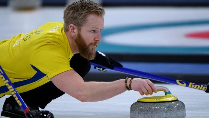 Curling: Weltmeisterschaft der Herren bei Eurosport 1 (Foto)