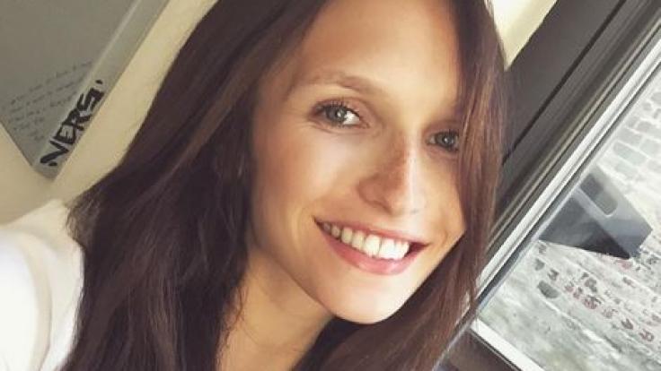 Anna Wilken: Natürlich und auf dem Boden geblieben: Das Model startete auch ohne Sieg bei GNTM durch. (Foto)