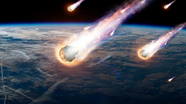 Der Bibel-Experte David Hareen glaubt, dass in zehn bis 15 Jahren ein Komet auf die Erde krachen und das Ende der Menschheit einleiten wird. (Foto)