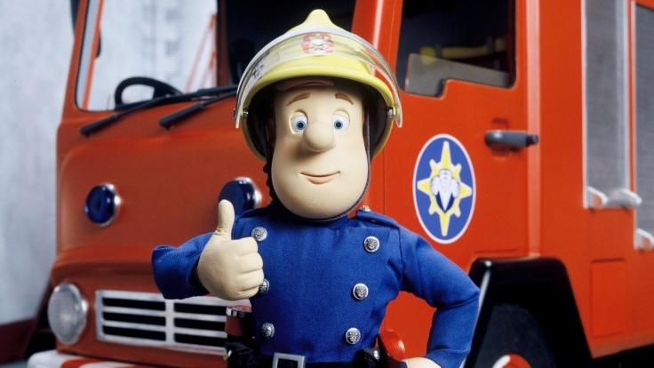 Feuerwehrmann Sam bei KiKA