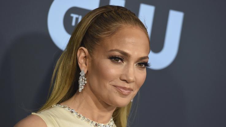 Jennifer Lopez begeistert ihre Fans mit ihrem sexy Look. (Foto)