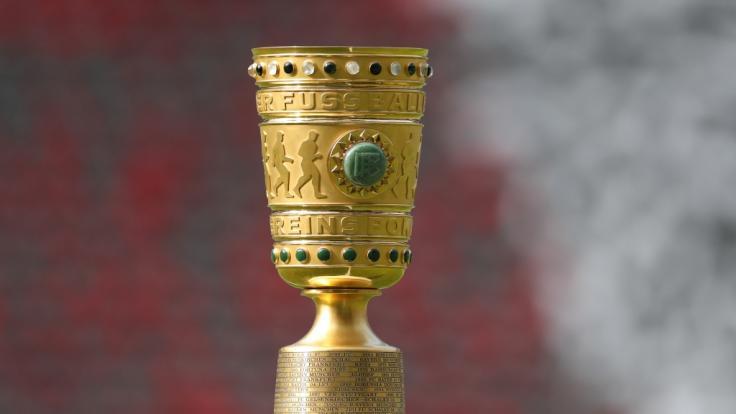 Alles zum DFB-Pokal-Halbfinale im Livestream und TV erfahren Sie hier bei news.de.