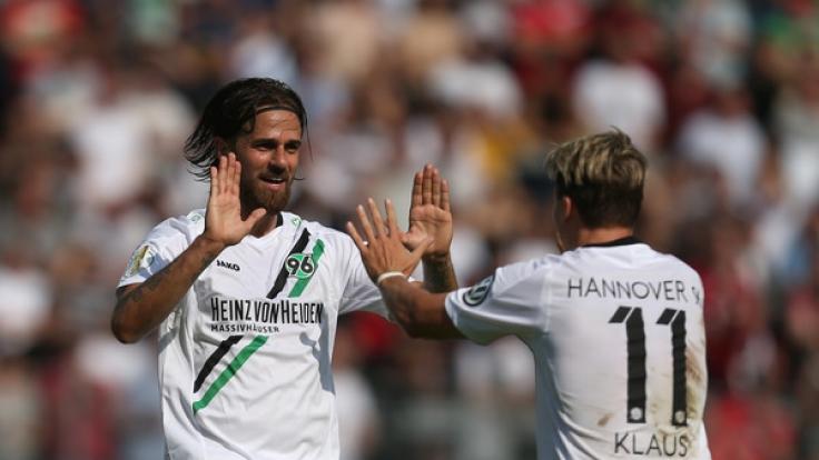 Heimspiel Hannover 96: Die aktuellen Spielergebnisse der 2. Fußball-Bundesliga bei news.de. (Foto)