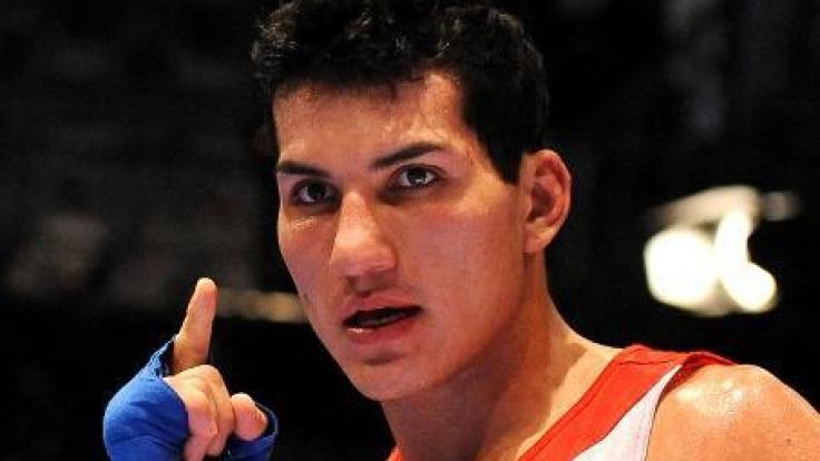 Jack Culkay-Khet wurde bei der WM 2009 in Mailand zum Amateur-Champion.
