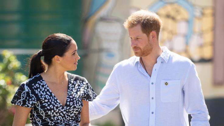 Prinz Harry und Herzogin Meghan wollen offenbar nicht zu Instagram zurückkehren.