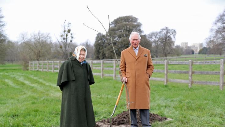 Nach dem Tod von Queen Elizabeth will Prinz Charles die Monarchie radikal verschlanken. (Foto)