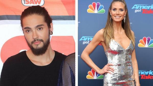 Tom Kaulitz zeigte sich beim Lunch-Date mit Veronica Ferres. Doch wo steckt Heidi Klum? (Foto)