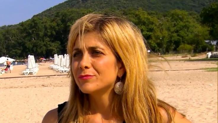 Ernüchternd: Panagiota Petridou besucht ihre Verwandten in Griechenland. (Foto)