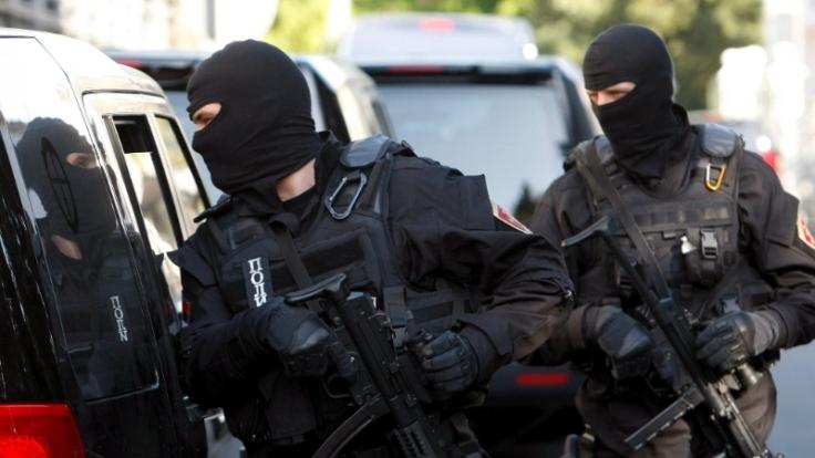 Festnahme Sreten Jocic (Foto)