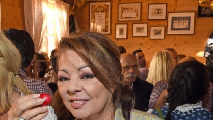 So sieht Sängerin Sandra heute aus.