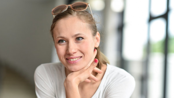 Alina Levshin gilt als deutsche Ausnahmeschauspielerin.