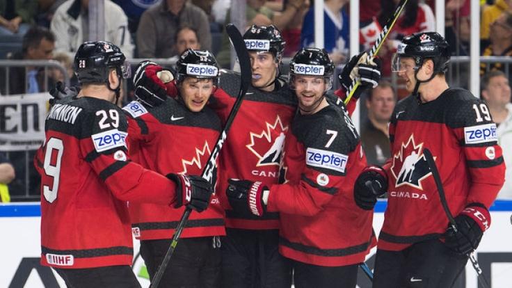 Kanada warf im Viertelfinale Deutschland aus dem Rennen. Können Sie im Halbfinale auch Russland besiegen?