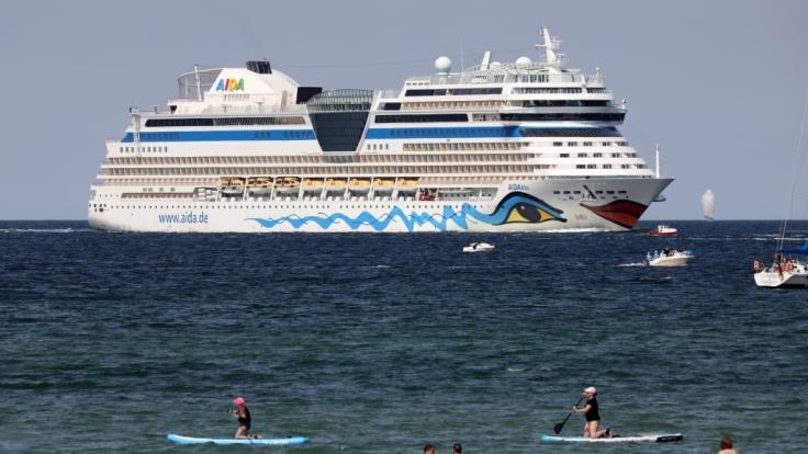 AIDA Kreuzfahrten gibt es bald nur noch mit Impfung! (Foto)