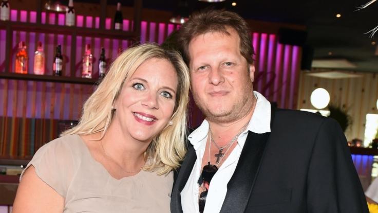 Daniela Karabas und Jens Büchner haben am 3. Juni 2017 auf Mallorca geheiratet.