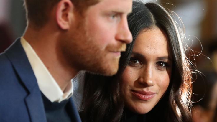 War Prinz Harry alleine zurück in England?