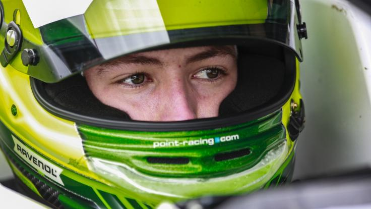 Michael Schumachers Neffe David Schumacher wird künftig in der Formel 3 seine Rennen bestreiten.