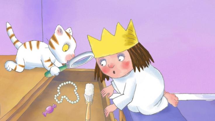 Kleine Prinzessin bei KiKA (Foto)