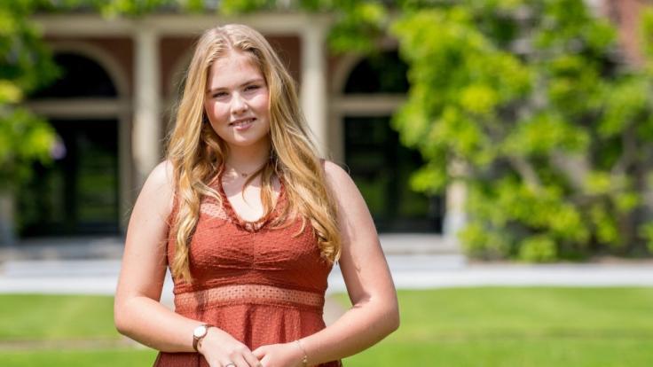 Prinzessin Amalia der Niederlande (Foto)