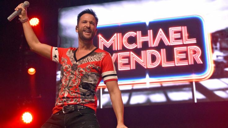 Michael Wendler veröffentlicht bald sein neues Album. (Foto)