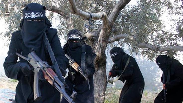 Die IS-Frauen plagen westliche Befindlichkeiten.