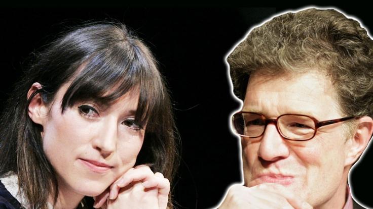 Roger Willemsen ist Publizist, Fernsehmoderator und mit Charlotte Roche befreundet. (Foto)