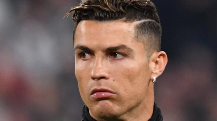 Fußball-Star Cristiano Ronaldo zeigte sich im englischen Fernsehen von seiner zerbrechlichen Seite. (Foto)