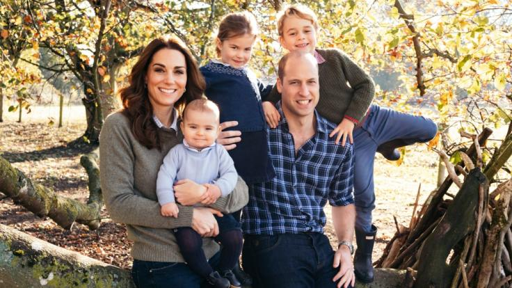 Herzogin Kate und ihre Familie gönnten sich eine wohlverdiente Auszeit zu fünft. (Foto)