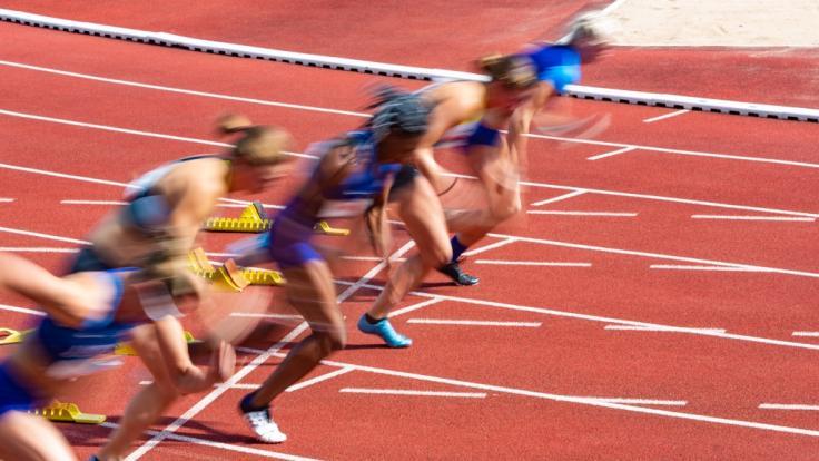 Der erste Startschuss der Leichtathletik-Wettbewerbe im Olympiastadion von Tokio steht kurz bevor. (Foto)