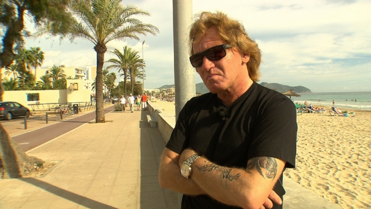 Auswanderer Jürgen Albers wollte sich seinen Traum von einer eigenen Disco auf Mallorca erfüllen. (Foto)