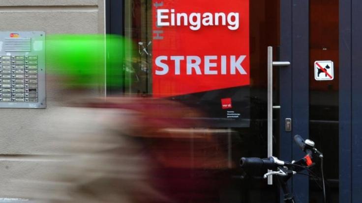 Die längsten Streiks der Bundesrepublik. Der Rekord liegt bei 449 Tagen.