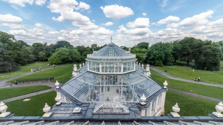 Die Royal Botanic Gardens haben mit Herbal Essences zusammengearbeitet. (Foto)