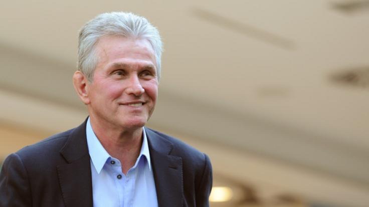 Jupp Heynckes ist zurück beim FC Bayern. (Foto)