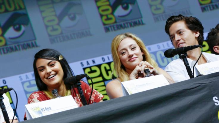 Die weiblichen Hauptdarstellerinnen der Serie