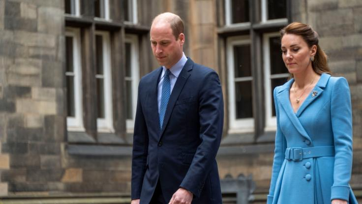 Können Prinz William und Herzogin Kate die Trennung verhindern? (Foto)