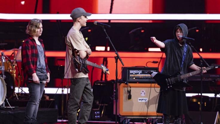 The Voice Kids bei Sat.1 (Foto)