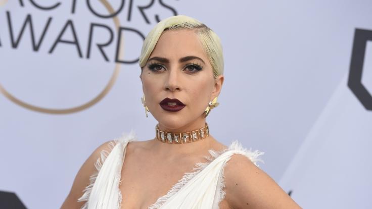 Lady Gaga ist wandelbar wie ein Chamäleon. (Foto)